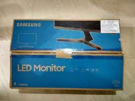 Samsung monitor(LS24R350FHWXXL)