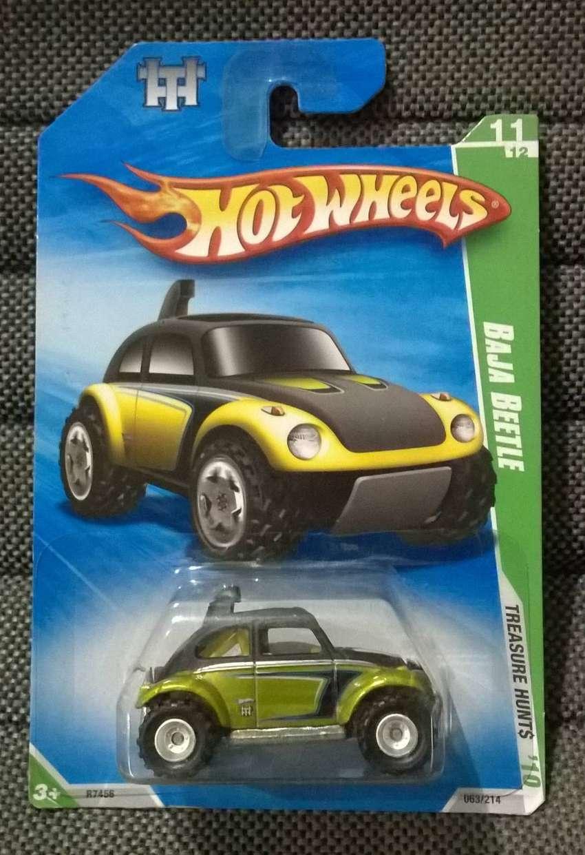 Hotwheels Super T Hunt Baja Beetle 2010