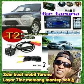 Ajib sob 2DIN FOR TARUNA ANDROIDLINK 7INC FULL HD+CAMERA HD grosir
