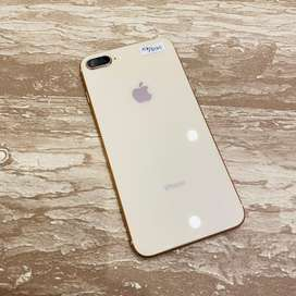 Iphone 8 plus 256gb gold ready 1 unit saja
