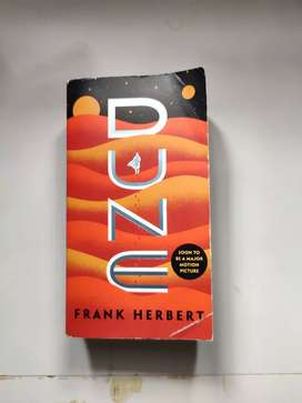 Science fiction book in good condition