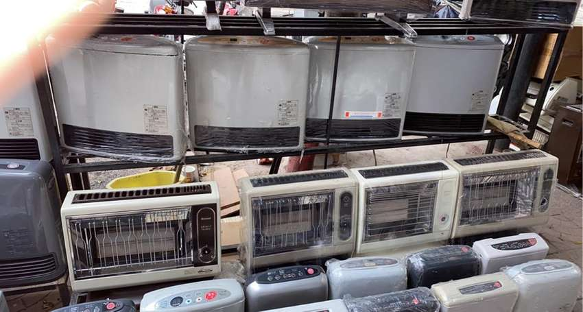 Rinnai used heaters 220 converted 2 year replacement warrenty 0