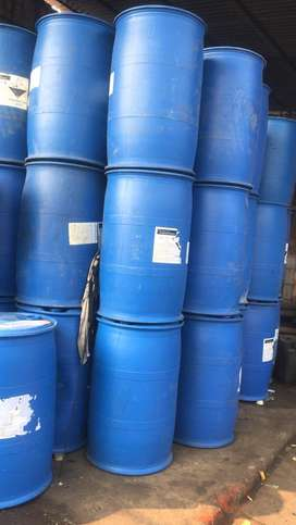 All types of plastic drums & MS DRUMS ALSO SUPPLY