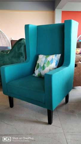 Wing Chair in CLEARANCE SALE
