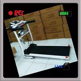 treadmill elektrik motor 1.5hp  venice K8 // sepeda statis tredmill