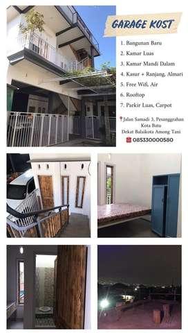Rumah Kost - Bangunan Baru, Kamar Mandi Dalam