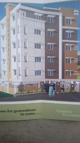 FLAT FOR SALE - NAGOLE 2BHK