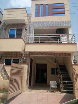 5 Marla Double Story Brand New House for sale in Ghouri town Islamabad