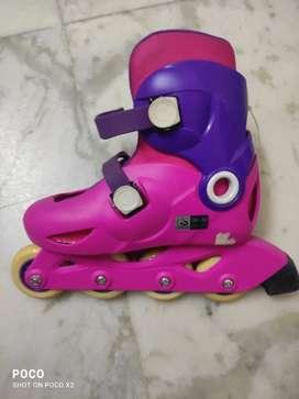 Brand New Skates for 6 years old girl