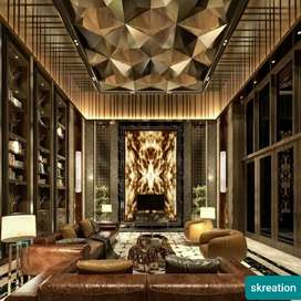 Interior design & decoration in low PRICE (LIFE TIME SERVICE WARRANTY)