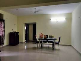 2 BHK fully furnished flat for rent in Raghavendra Colony Kondapur.