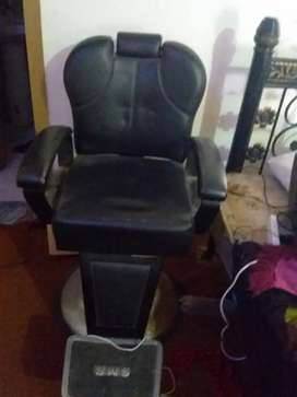 parlor chair brand new condition