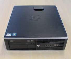 HP DESKTOP CPU I3 1 YR WRTY CALL SK INFO VAPI