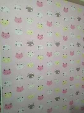 Wallpaper tema anak
