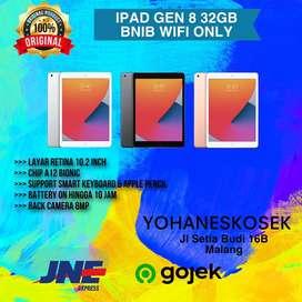 IPAD GEN 8 32GB WIFI ONLY NEW BNIB