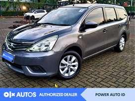 [OLX Autos] Nissan Grand Livina 2014 SV 1.5 Bensin A/T #Power Auto ID