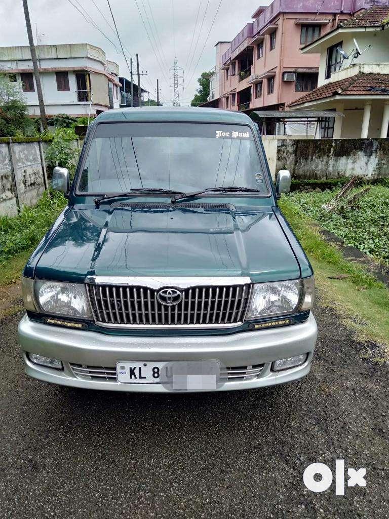 Toyota Qualis FS B1, 2002, Diesel 0