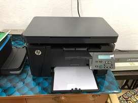 HP Laserjet Pro MFP 126nw