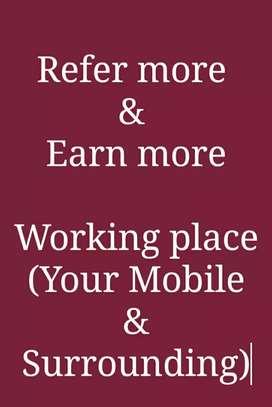 Part time job. urgent requirement