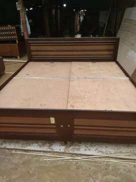 Dubbel box bed king size new