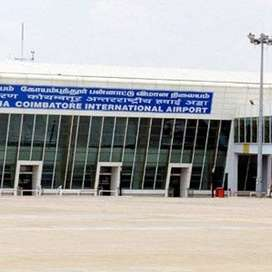 Hiring For 12th/Graduate Fresher at Coimbatore Airport Full Time Jobs