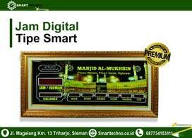Jam digital masjid dan mushola bergaransi