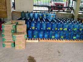 Air Galon Amanah ukuran 19 liter