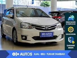 [OLX Autos] Toyota Etios Valco 1.2 G M/T 2016 Putih