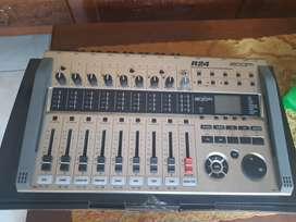 ZOOM R24 ( Soundcard multitrack & Mikser )