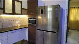 3bhk fully furnished flat in 33.70 with Multiple offer in Mohali,127