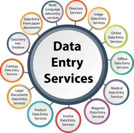 we are looking for DATA ENTRY EXCECUTIVES