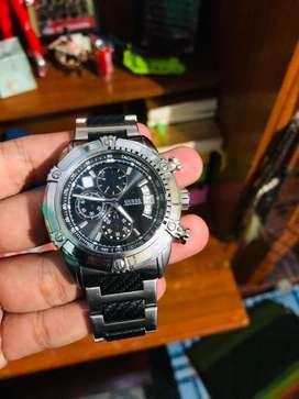 Jam tangan pria GUESS Original, sepatu kickers/crocodile