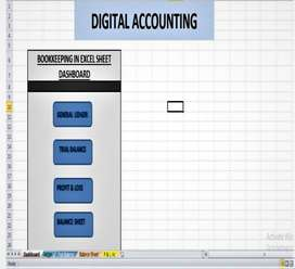 Hire me as Virtual Accountant - Save business Cost