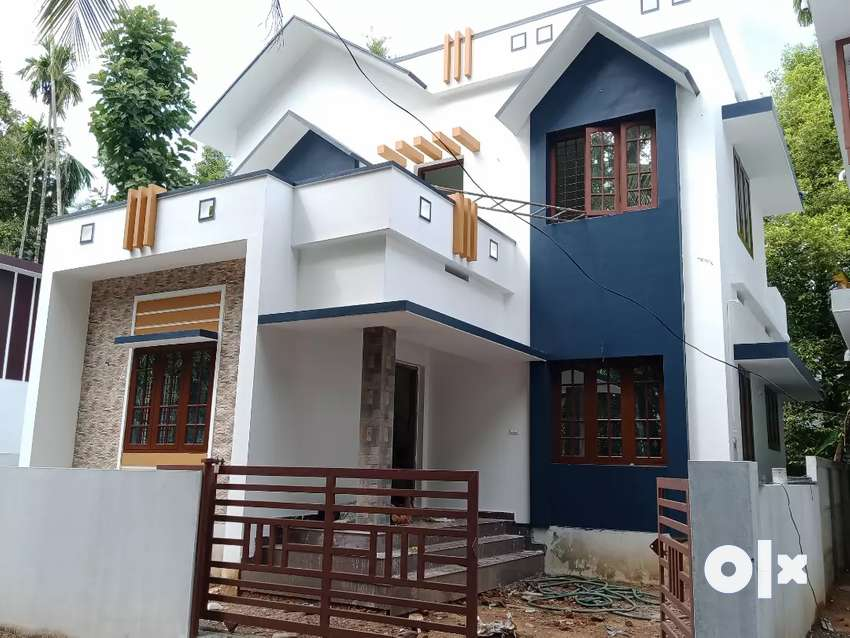 3 bhk 1200 sqft 3 cent new build at edapally varapuzha area 0