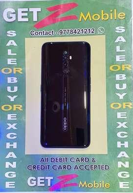 Oppo Reno 2z Lunar Black 8/256 GB