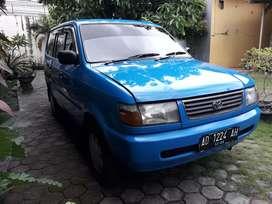 Dijual Toyota Kijang Lsx 1.8 th 1998