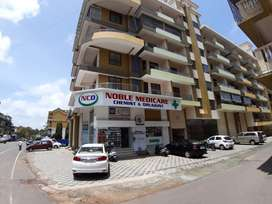 2 BHK flat for sale in L&L Magnolia, Fatorda