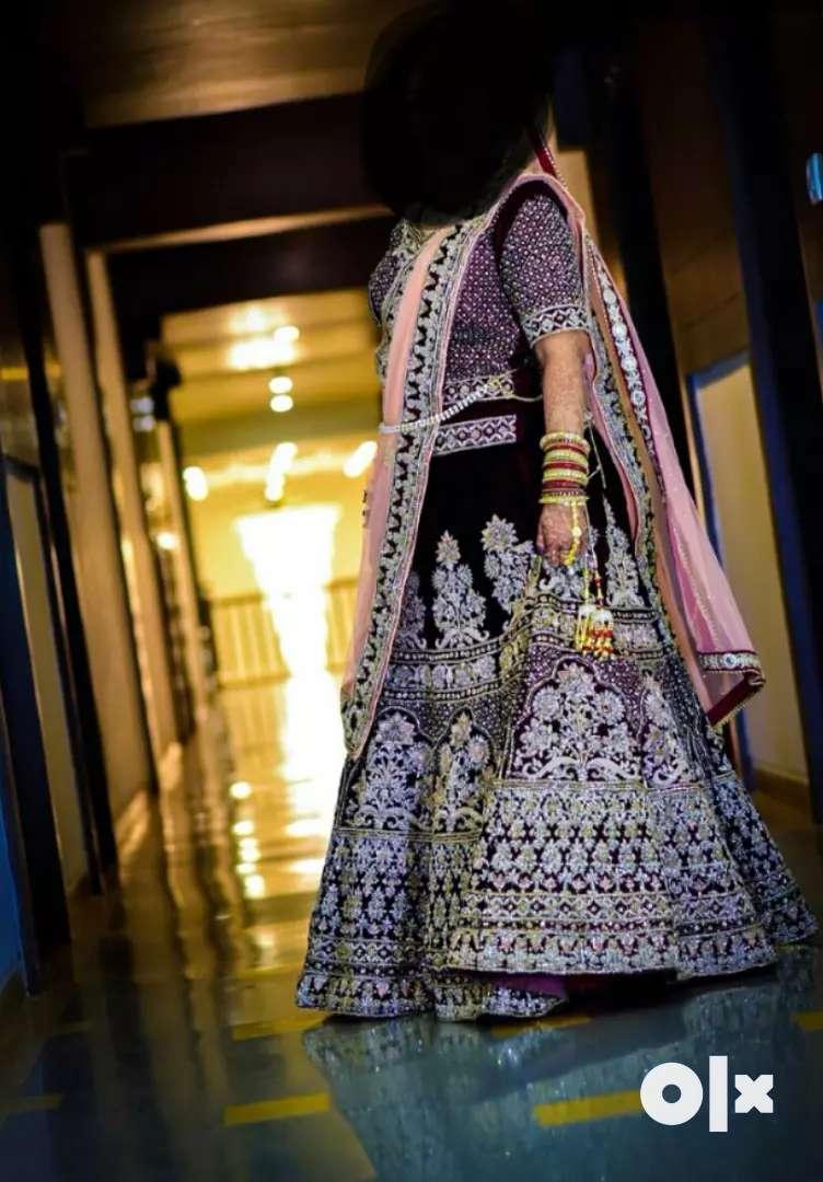 Bridal lahenga latest designer 0