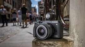 Camera Canon M6_Kerdit Promo Free 1x Cicilan