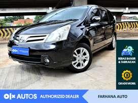 [OLXAutos] Nissan Grand Livina 2012 1.5Ultimate AT Hitam #Farhana Auto