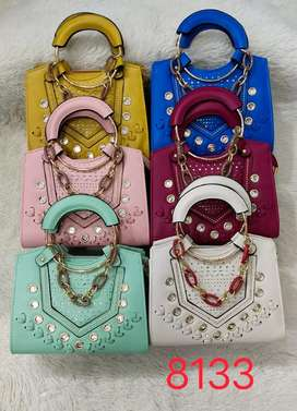 Imported & Fine Quality of Ladies Bags