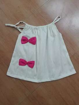 Baby frock 6 month - 2 yr