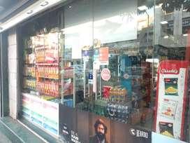 Job in retail shop