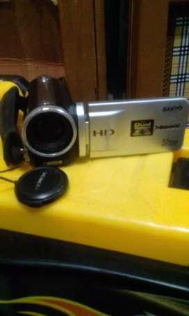 Handycam merk sanyo