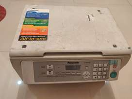 Panasonic print scan copy printer . KX-MB1900