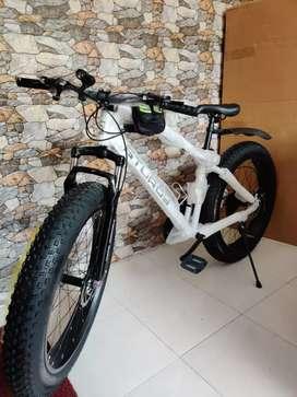 Sturdy fat cycle freedom  21 shimano gears