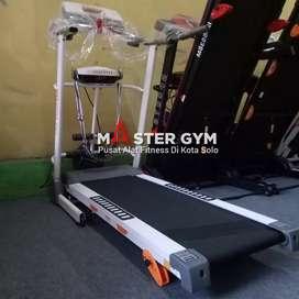 Jual Alat Fitnes Treadmil Elektrik SJ/0799 - Kunjungi Toko Kami