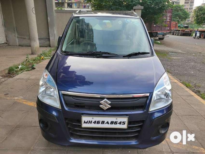 Maruti Suzuki Wagon R 1.0 LXi CNG, 2017, CNG & Hybrids 0