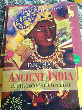 UPSC, Ancient India by D.N Jha