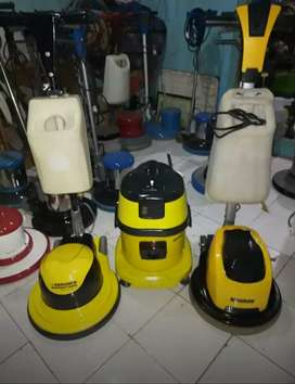 Mesin Poles Floor Polisher Cuci Karpet